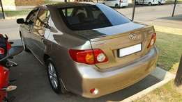 Toyota Corolla 2.0 D4D Exclusive for sale