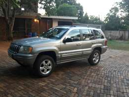 Jeep Grand Cherokee Overland stripping for spares