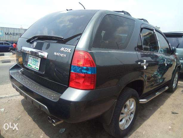 Super Clean Acura Mdx 2003 Model Full Options Toks
