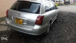 Toyota Avensis Station wagon .. very special offer!