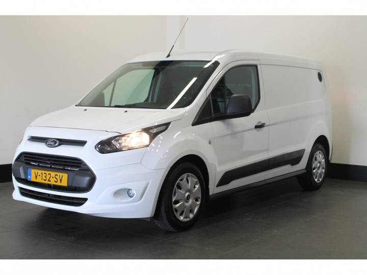 Ford Transit Connect 1.6 Tdci L2 - Airco - Pdc _ 9.950,- Ex. - 2014