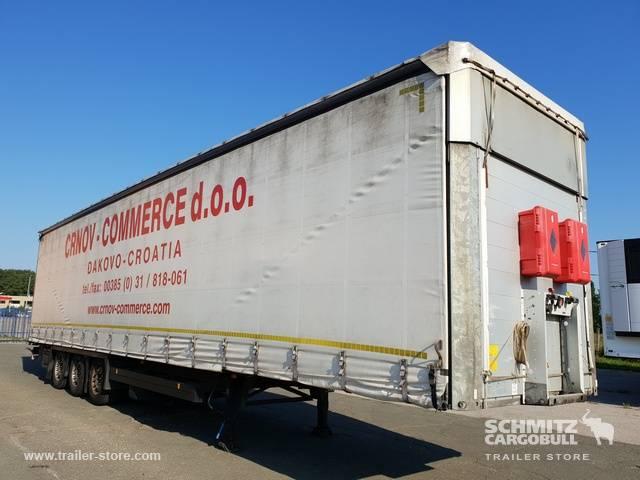 Schmitz Cargobull Semitrailer Pomična cerada Mega - 2012