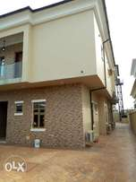 Partially furnished and fantastically finished 5bedroom duplex at Lekk