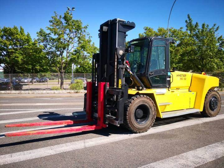 Hyster H16xm-12 - 2019
