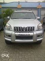 Super Clean Tokunbo Toyota Prado Vx 2009 For Sale