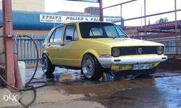 golf 1 2.0 16v to swap for gsxr