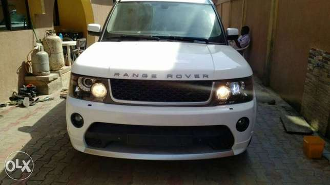 2008 upgraded to 2012 Range Rover Sport Lagos Mainland - image 7