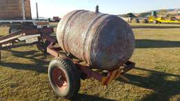500 L Water Bowser Tank Trailer Waterkar