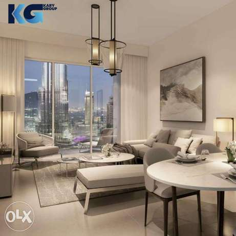 Apartments for sale with pool - Downtown Dubai Act 1 & Act 2 by Emaar