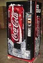 Snack and drink vending machine for sale