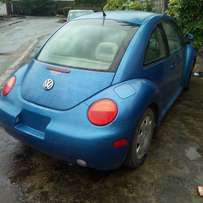 Fairly Used 2002 Volkswagen New Beatle Automatic For N750K