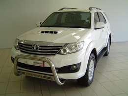2013 Toyota Fortuner 3.0D4D, 4X4 Manual