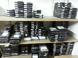 Wholesales for Hard disk Drives for computers and laptops for sale