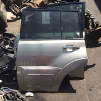 mitsubishi pajero 2013 left rear door for sale