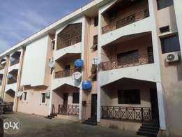 2bedroom apartment at amino kano crescent to let