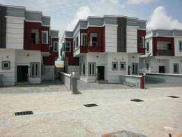 Brand new 4bedroom duplex in Orchid road by Chevron spacious