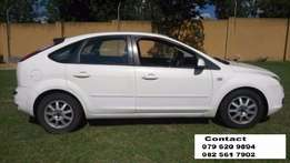2006 Ford Focus 1.6i for sale, R55 990 negotiable.
