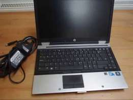 "HP elitebook core 2duo2gb RAM 160gb HDD,14.1"" hdmi enabled ,web laptop"