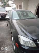 """Super clean Mercedes Benz C300 """" 2008 model first body nothing to fix"""