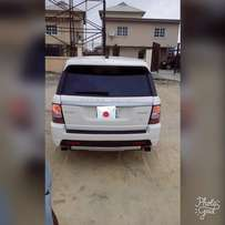 Super clean and sound Reg. 2007 Upgraded to 2012 Range Rover Sport