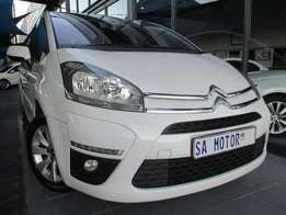 2012 Citroen C 4 Picasso Seduction