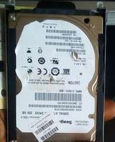 250GB Sata HDD for sale