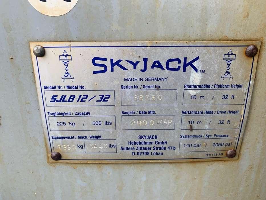 Skyjack SJ LB 12 Hoogwerker - 2000 - image 9