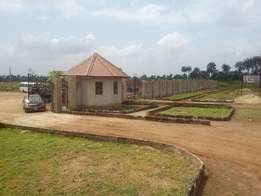 Genuine and safe plots of land for sale at Mowe