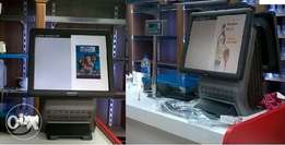 Digipos point of sale Touch screen monitor,(Restaurants)