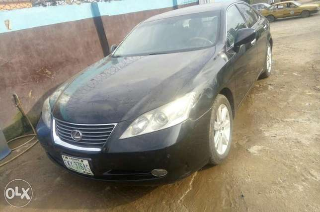 Lexus ES350 Nigeria used 2007model for sale Ikeja - image 4