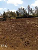 Prime Plot for sale at Kenol Kagaa Measuring 40 by 80 with ready title