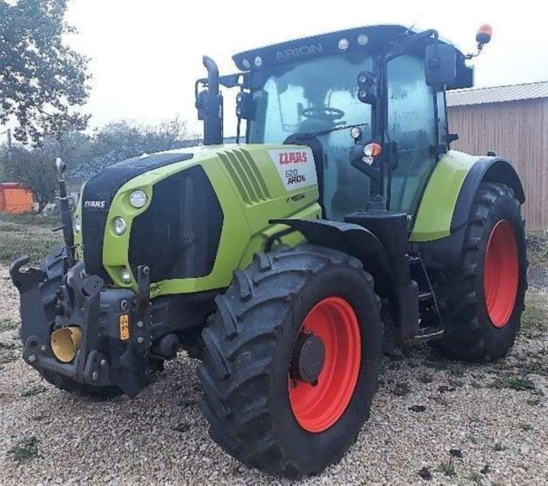 Claas Arion 620 Cmatic - 2015