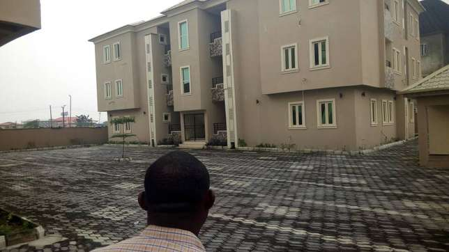 24units of 3Bedroom ensuite at Ilaje Area after VGC Eti Osa West - image 1