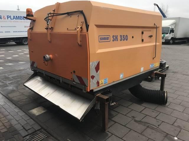 Schmidt Sk 350 - Unimog - - 2004