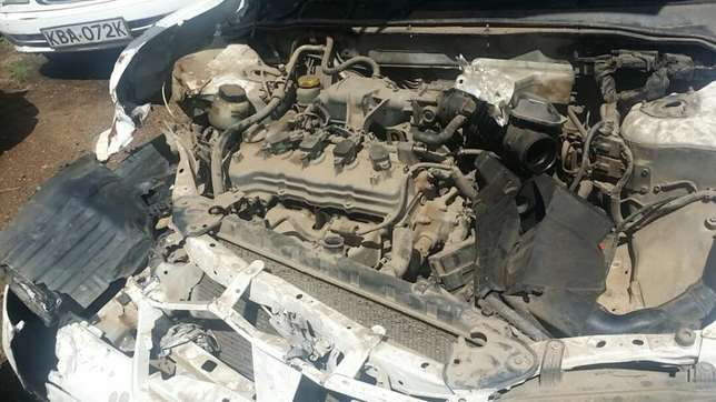 Nissan B15 Salvage Nairobi West - image 4