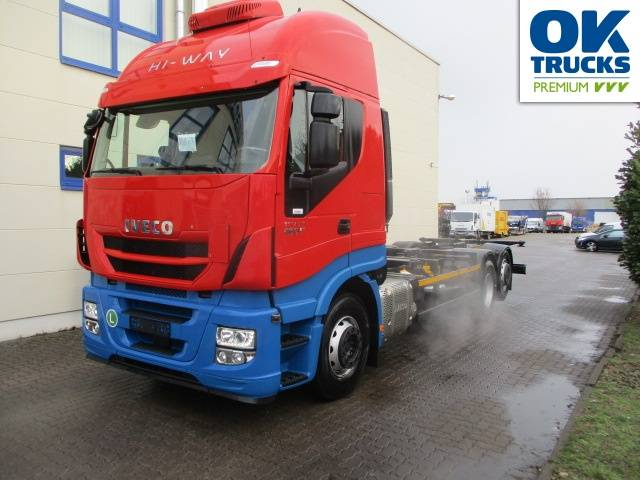 Iveco Stralis AS260S46Y/FPCM - 2015