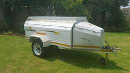 Campmaster Town and Country 300 Trailer