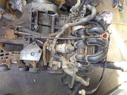 Mercedes A160 Engine