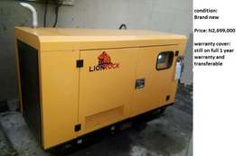 Brand new Perkins Generator Including Soundproof(1year warranty)