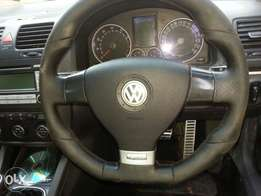 Golf 5 GTi steering with airbag