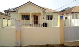 Two bedroom self compound for 2yr rent kasoa yoo mart area