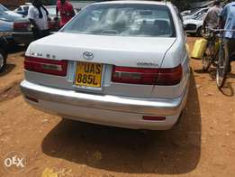 Toyota premio with good engine has new tyres sport rim tyres perfect i