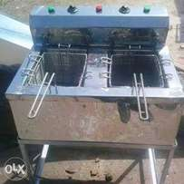 Deep Fryer frier double