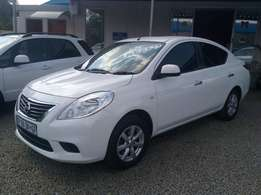 2014 Nissan Almera 1.5 Acenta in good condition