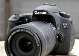 Canon eos 60d w 18-55mm