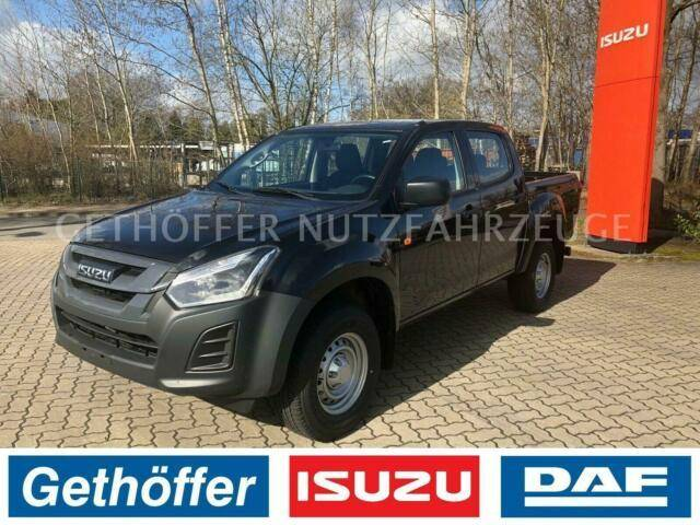 Isuzu D Max Double Cab Basic AT Euro 6 AHK Last 3,5 t