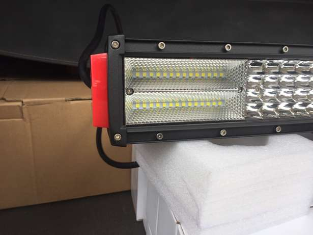 22inches Quad row led bars 384w Kilimani - image 2