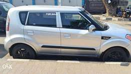 Kia Soul 2010 Registered ( Everything working ) at Lagos Island