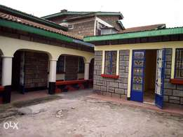 3 bedroom own compound pcea Naka NAKURU