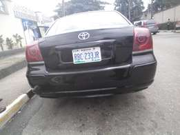 2004,nigeria used toyota avensis auto drive,painted